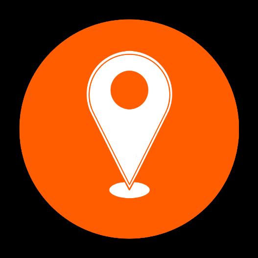 pictogramme localisatio