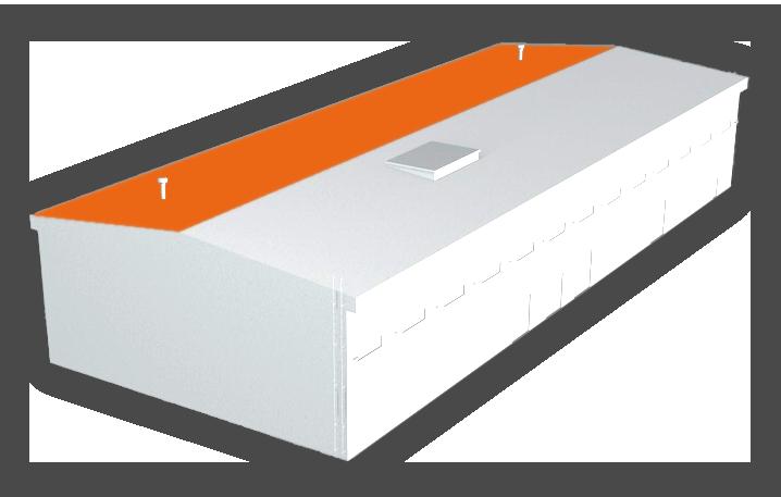 model 3d toit commerce